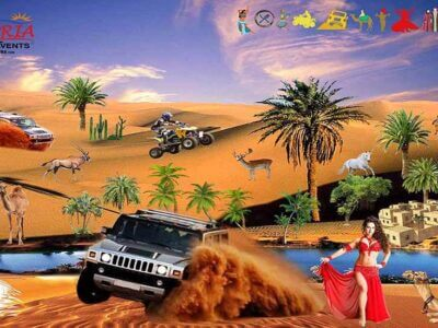 Dubai Desert Safari - Luxuria Tours & ُرثىفس