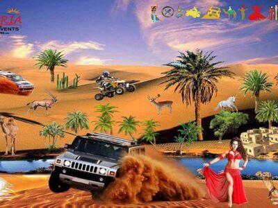 Dubai Desert Safari - Luxuria Tours & ُرثىفس