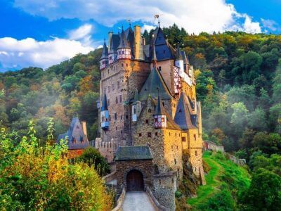The Eltz Castle -Luxuria Tours & Events