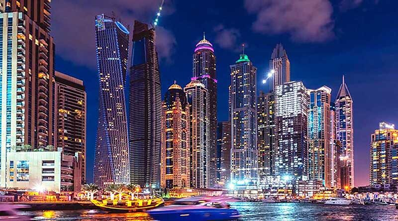 Dubai Marina Cruise - Luxuria Tours & Events