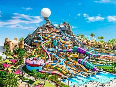 Yas Water World AD - Luxuria Tours & Events