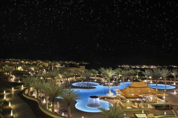 منتجع قصر السراب - المسبح - Luxuria Tours