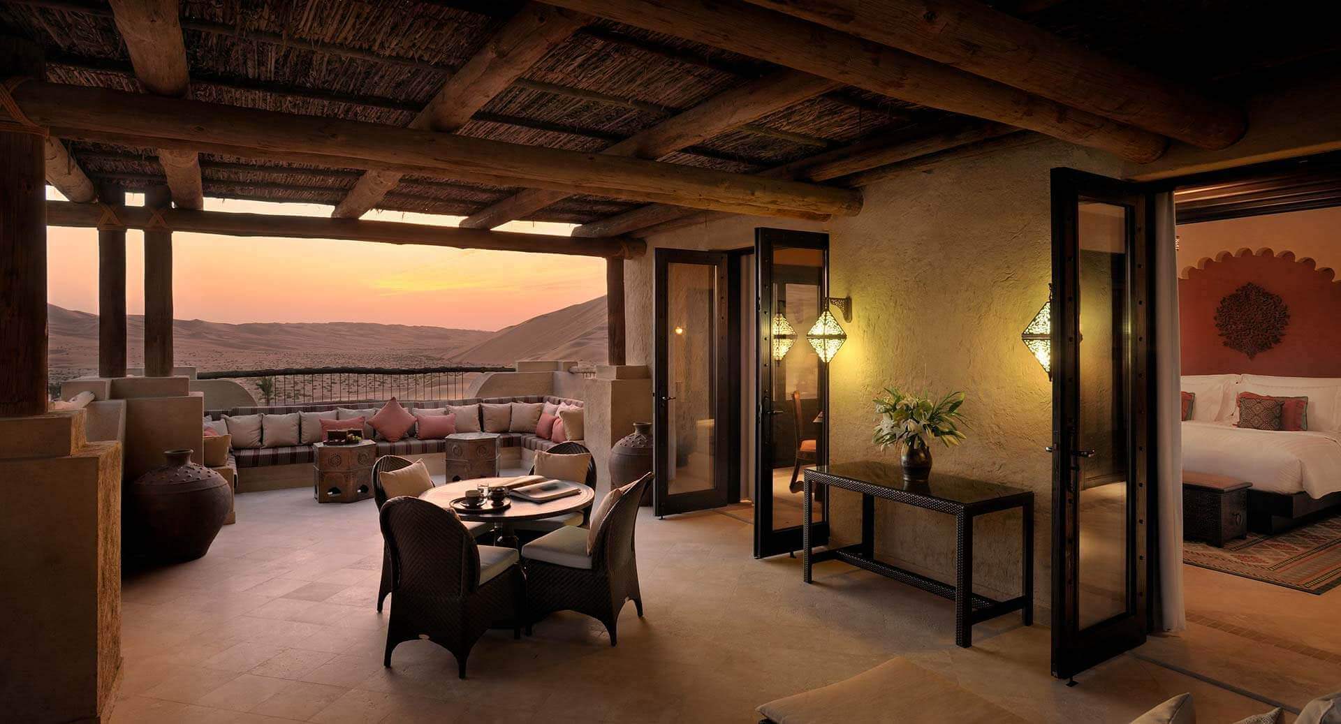 منتجع قصر السراب - غرفة - Luxuria Tours