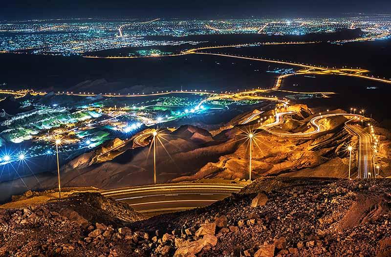 Al Ain - Jabal Hafeet - Luxuria Tours & Events
