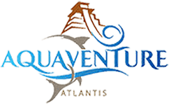 Aquaventure Atlantis logo - Luxuria Tours & Events