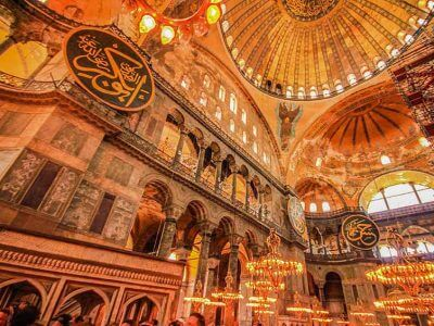 Aya Sofya Masque - Istanbul, Turkey - Luxuria Tours & Events
