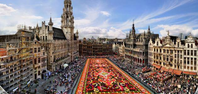 Belgium - Luxuria Tours & Events