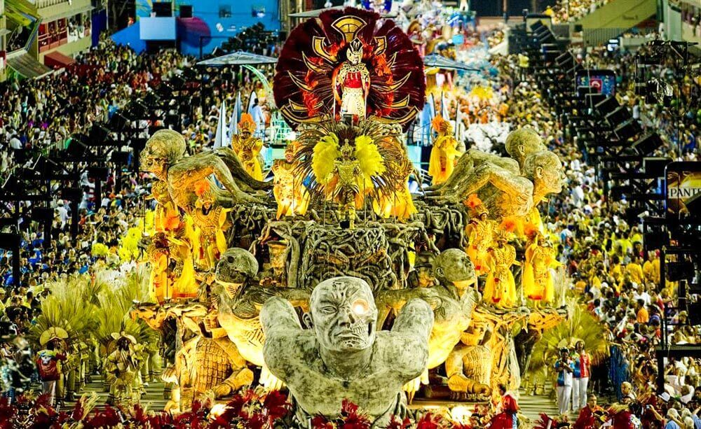 Brazil Carnival - Luxuria Tours & Events