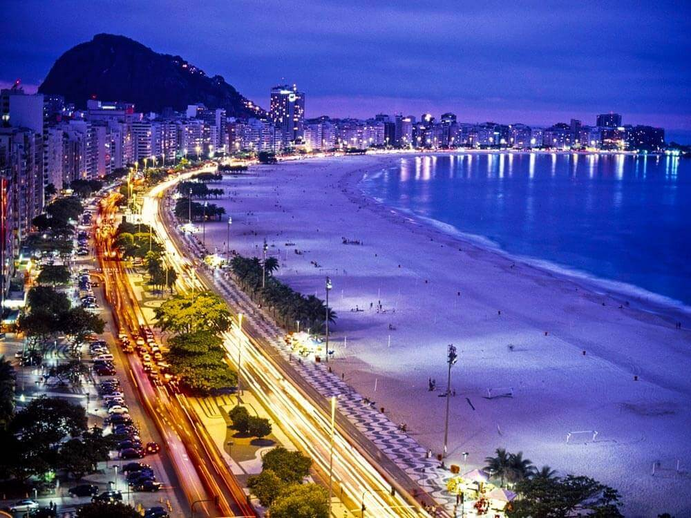 Brazil - Luxuria Tours & Events
