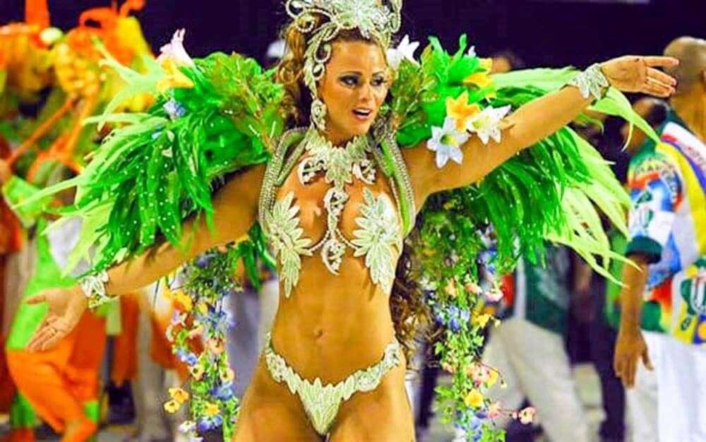 Brazil Rio Carnival - Luxuria Tours & Events