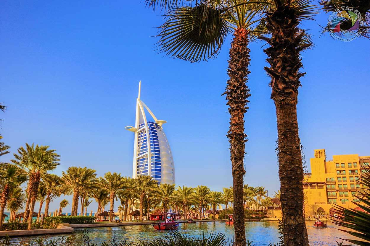 Burj Al Arab - Luxuria Tours & Events