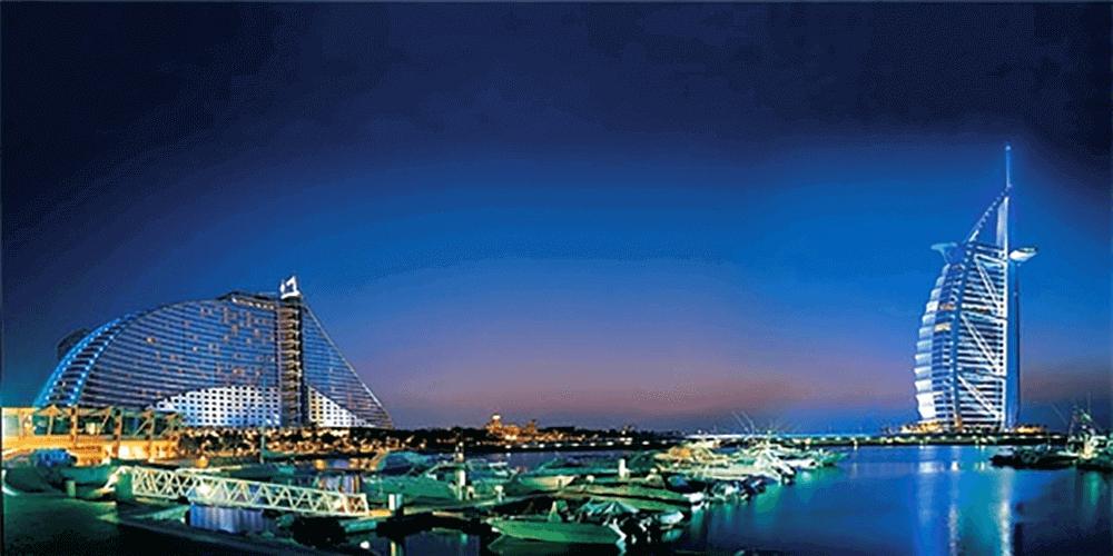 Burj Al Arab - Luxuria Tours & Events