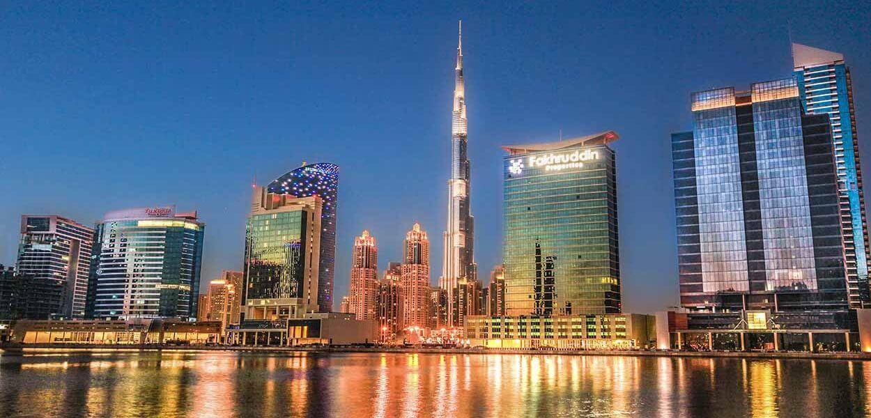 Burj Khalifah, Dubai - Luxuria Tours & Events