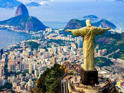 Christ Redeemer Brazil - Luxuria Tours & Events