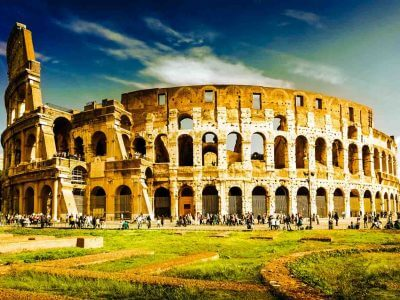 Colosseum, Italy - Luxuria Tours & Events