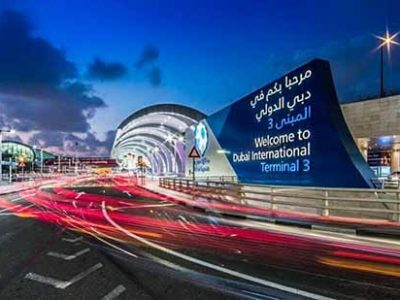 Dubai Airports - Luxuria Tours