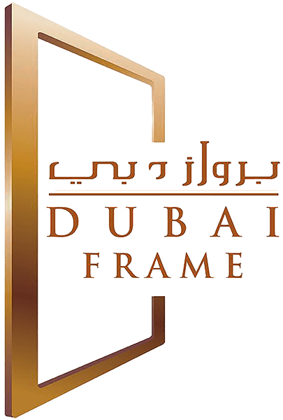 Dubai Frame Logo - Luxuria Tours & Events