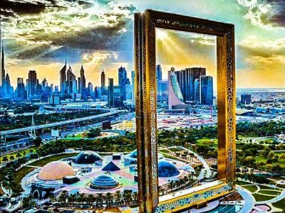 Dubai Frame - Luxuria Tours & Events