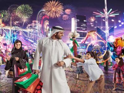 Dubai Shopping - Luxuria Tours & Events