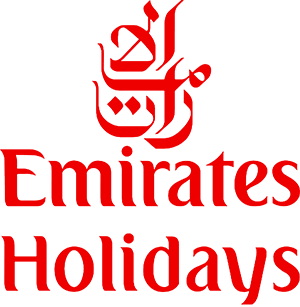 Emirates Holidays Logo -- Luxuria Tours & Events