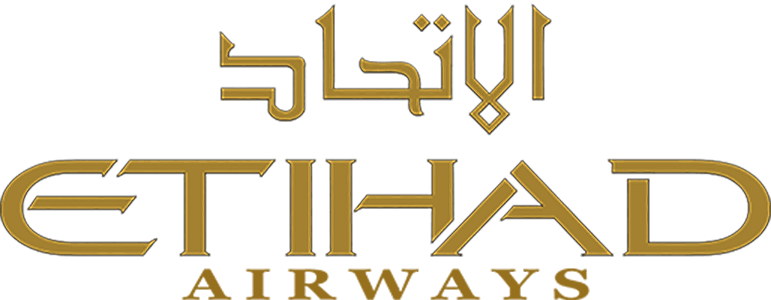 Etihad Airways Logo - Luxuria Tours & Events