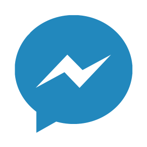 Facebook Messenger Logo - Luxuria Tours - m.meLuxuriaTours