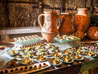 Food - Luxuria Tours & Events