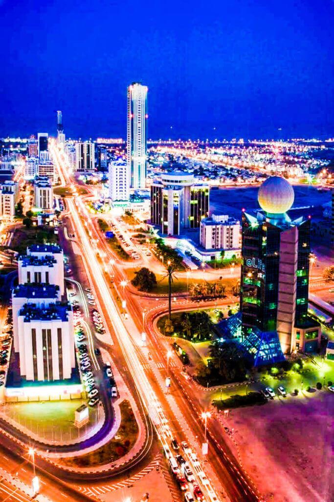 Fujairah City مدينة الفجيرة - Luxuria Tours & Events