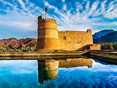 Fujairah Fort قلعة الفجيرة- Luxuria Tours & Events