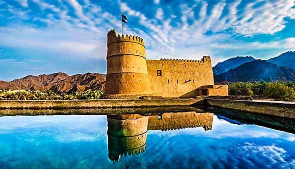 Fujairah Fort قلعة الفجيرة- Luxuria Tours & Events