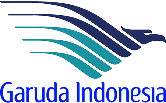 Garuda Airlines Logo - Luxuria Tours & Events