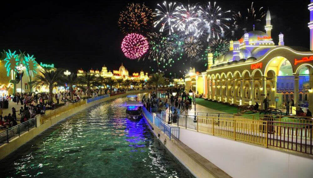 Global Village - Luxuria Tours & Events