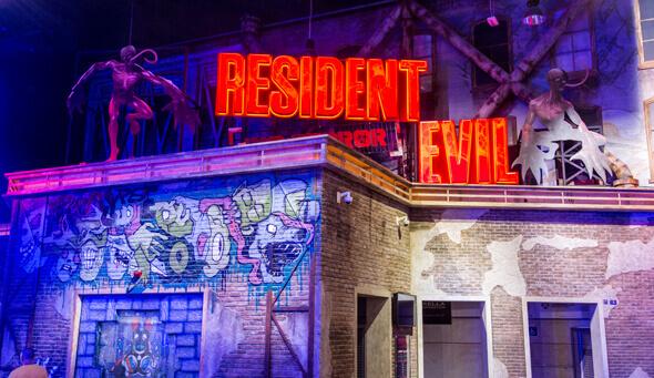 HubZero- Resident Evil - Luxuria Tours & Events