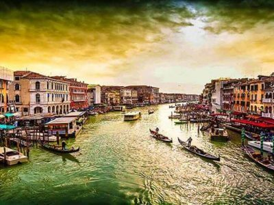 Italy, Venice - Luxuria Tours & Events