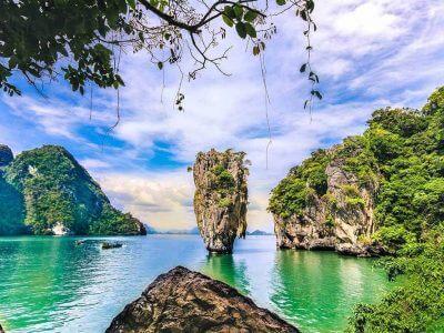 James Bond Island, Thailand, Phuket - Luxuria Tours