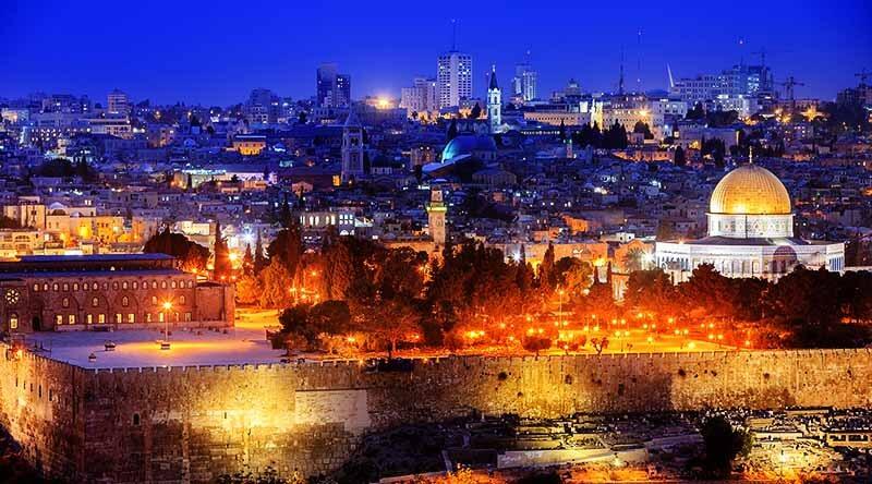 Jerusalem Holy Land - Luxuria Tours & Events