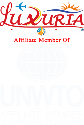 ‏‏‏‏‏‏Luxuria Tours - UNWTO Affiliate Member