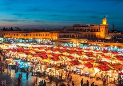 Marrakesh, Morocco - Luxuria Tours & Events