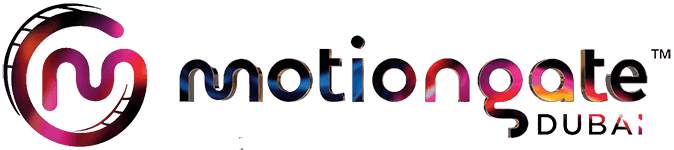 MotionGate Dubai Logo - Luxuria Tours & Events