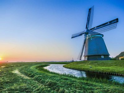Netherlands Windmill - Luxuria Tours & Events