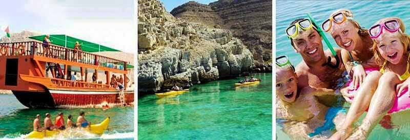 Oman Musandam & Dibba - Luxuria Tours & Events