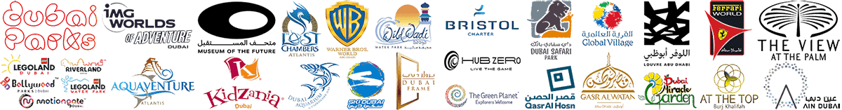 Our Partners - Luxuria Tours & Events