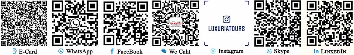 QR - Luxuria Tours & Events