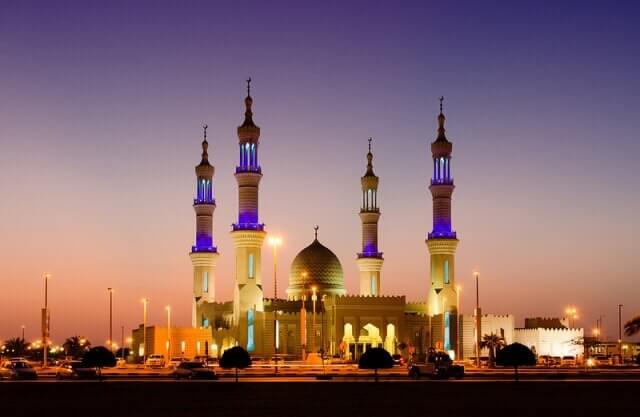 RAK, Mosque - Luxuria Tours & Events
