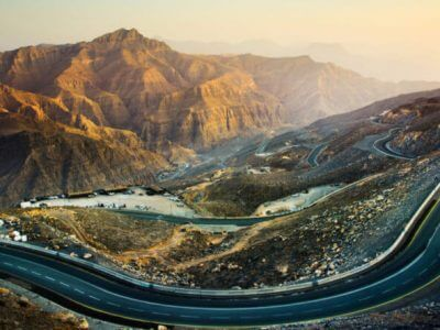 RAK Mountains - Luxuria Tours & Events