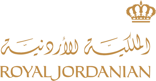 Royal Jordanian Airlines Logo - Luxuria Tours & Events