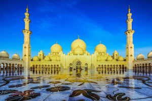 Shiek Zayed Grand Mosque - Luxuria Tours & Events