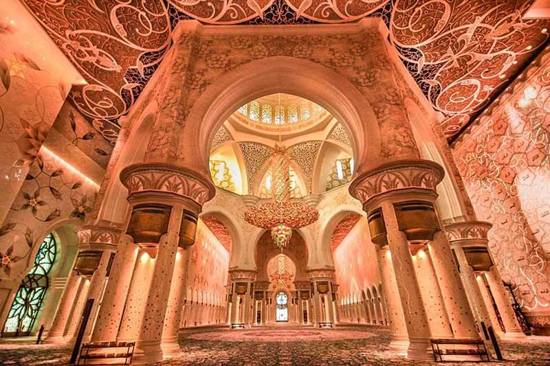 Shiek Zayed Mosque, Main Prayer Room, AD, UAE