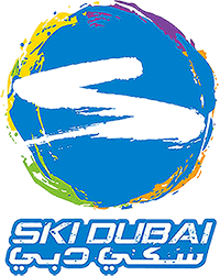 Ski Dubai Logo - Luxuria Tours & Events