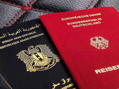 Syrian Passport - Luxuria Tours & Events